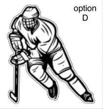 Load image into Gallery viewer, Add hockey player