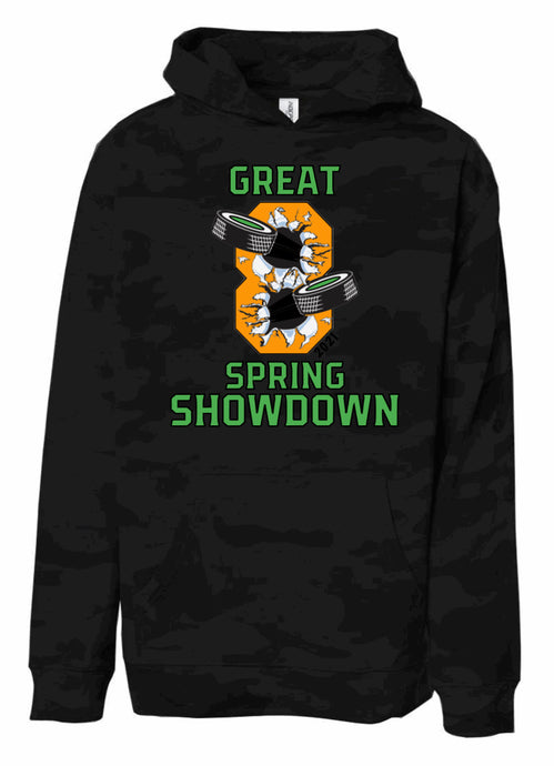 2021 Great 8 Spring Showdown Youth Hoodie