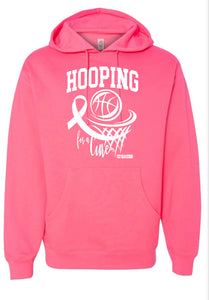 Hooping for a Cure Hoodie