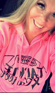 Tackle Cancer Hoodie