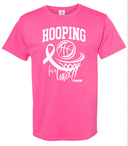 Hooping for a Cure T-Shirt