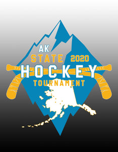 STATE HOCKEY 12U A TOURNAMENT YOUTH HOODIES