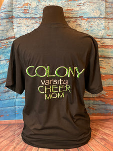Colony Cheer Mom TShirt