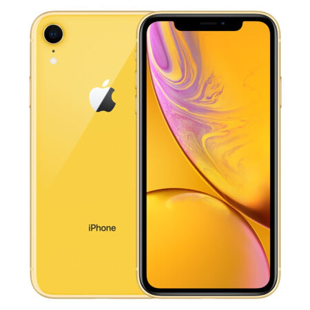 iPhone XR- Reconditionné Smartphone 64 128 256GB ROM