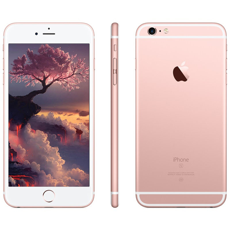 iPhone 6S- Reconditionné Smartphone 16 32 64 128GB ROM