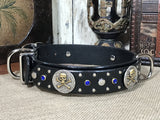 Zanzibar Leather Dog Collar, Collars, Karma Collars, Karma Collars: Custom Leather Dog Collars