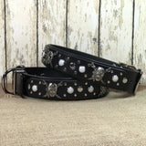 Calipso Leather Dog Collar, Collars, Karma Collars, Karma Collars: Custom Leather Dog Collars