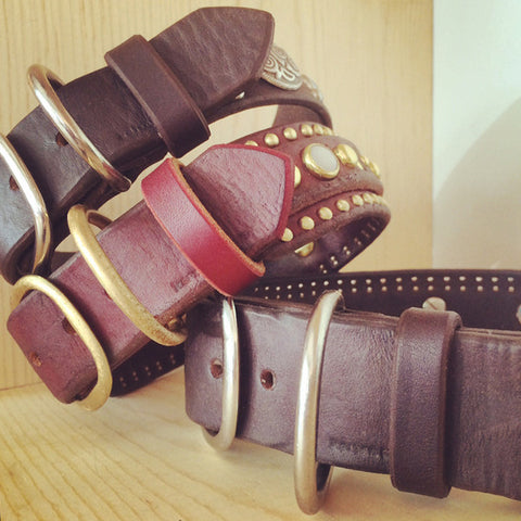 Keeper - Karma Collars: Custom Leather Dog Collars