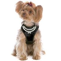 Pretty In Pearls WagSwag Harness Set