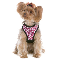 Pretty In Pink WagSwag Harness Set