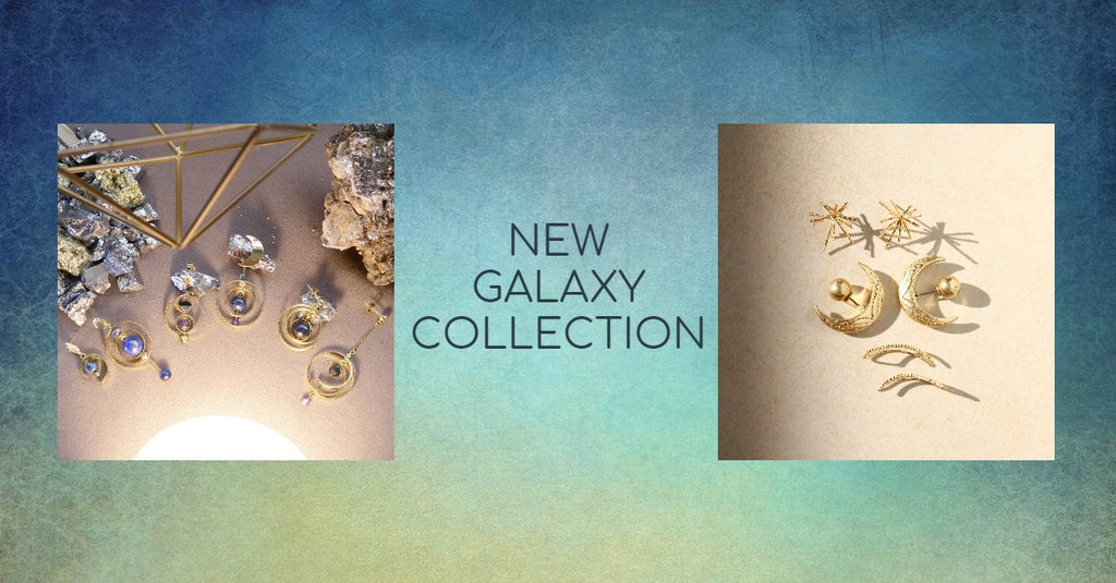 NEW GALAXY COLLECTION DEBUTED!