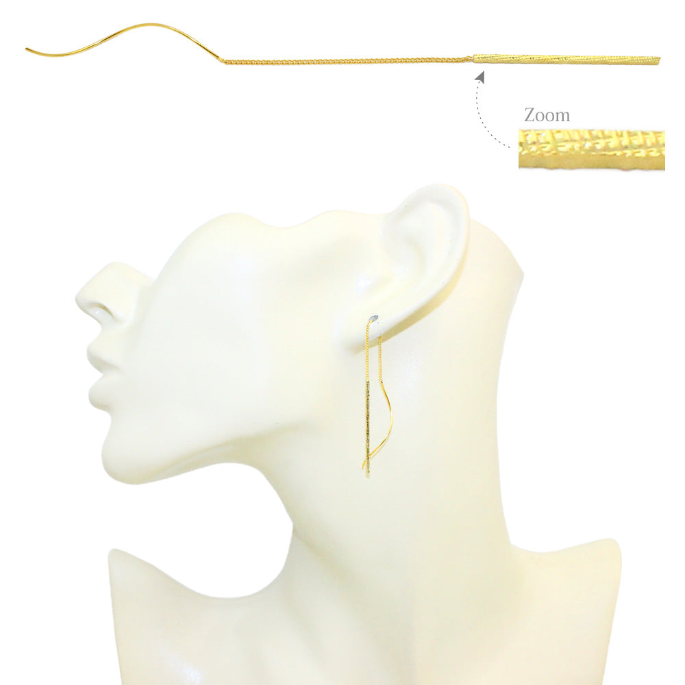 Stitch Earrings - Osewaya