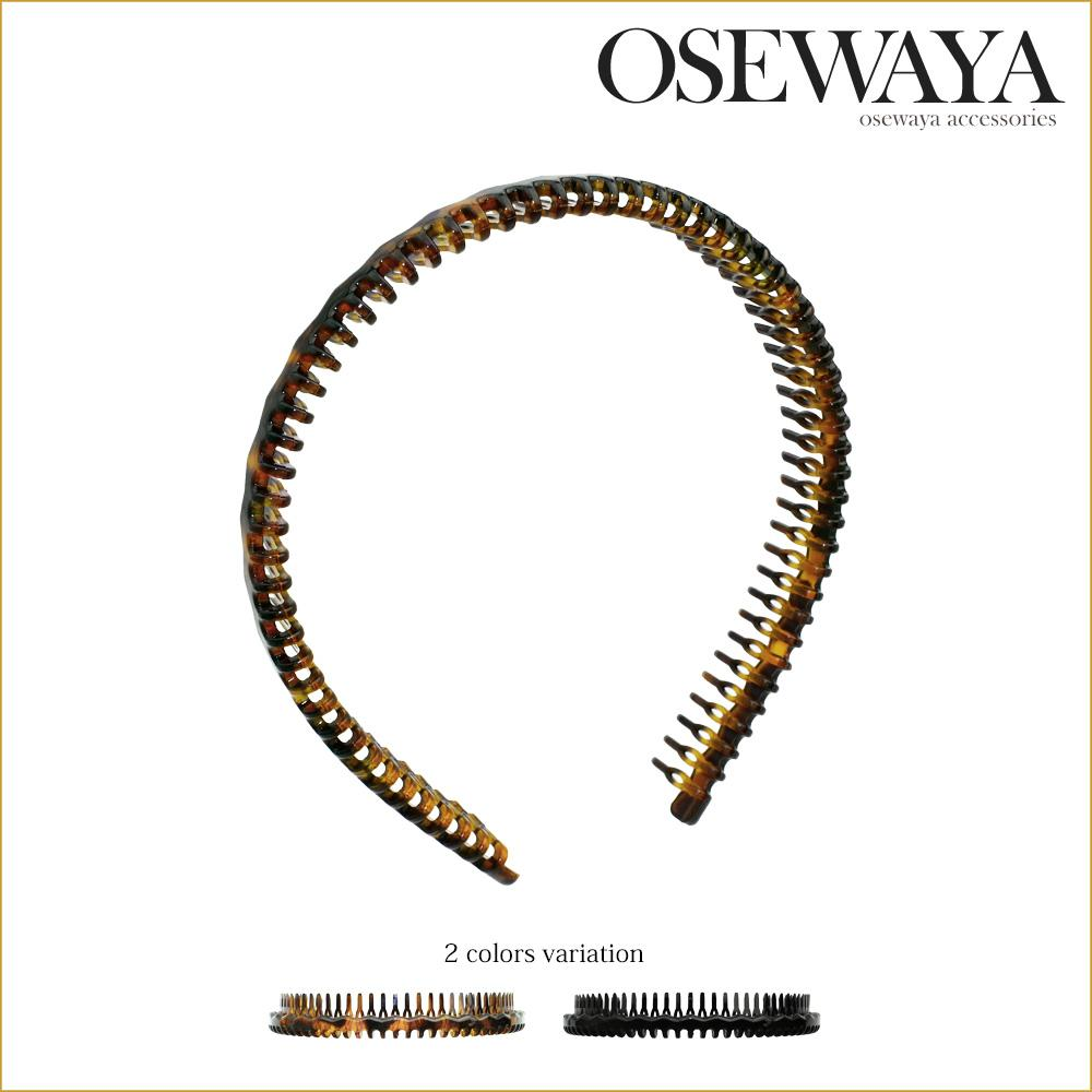 Plastic Teeth Headband - Osewaya