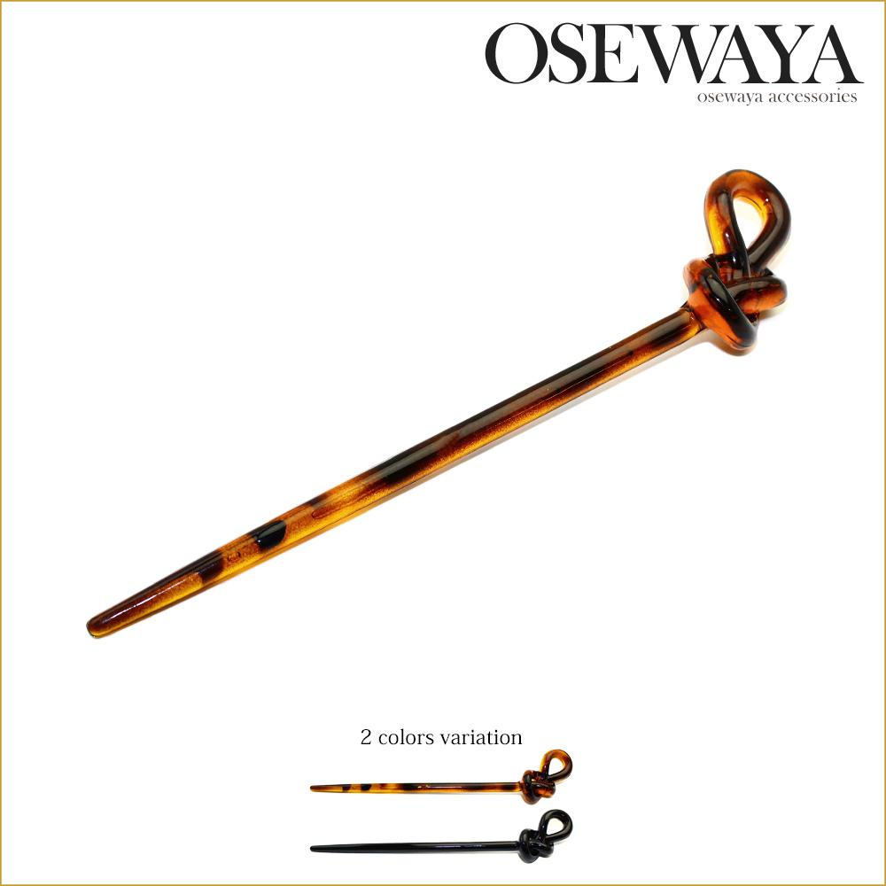 Basic kanzashi Hair Stick - Osewaya