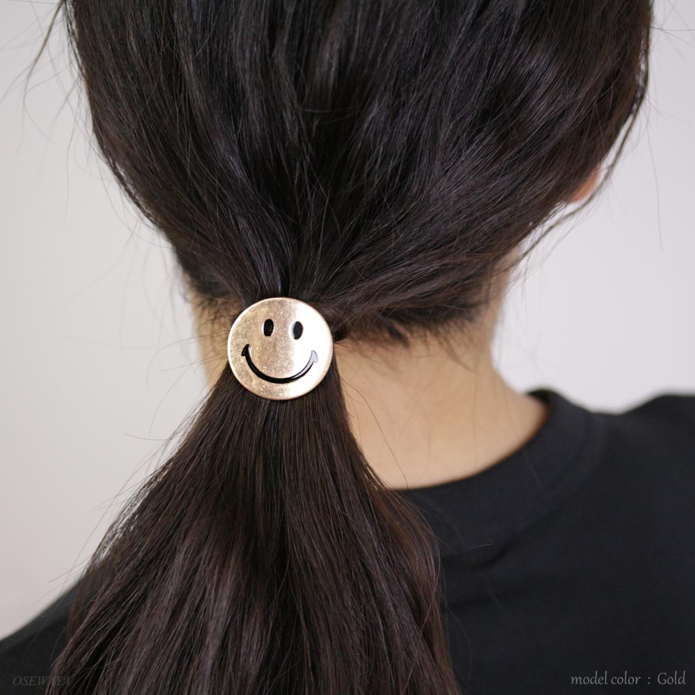 Smile Face Hair Hook - Osewaya