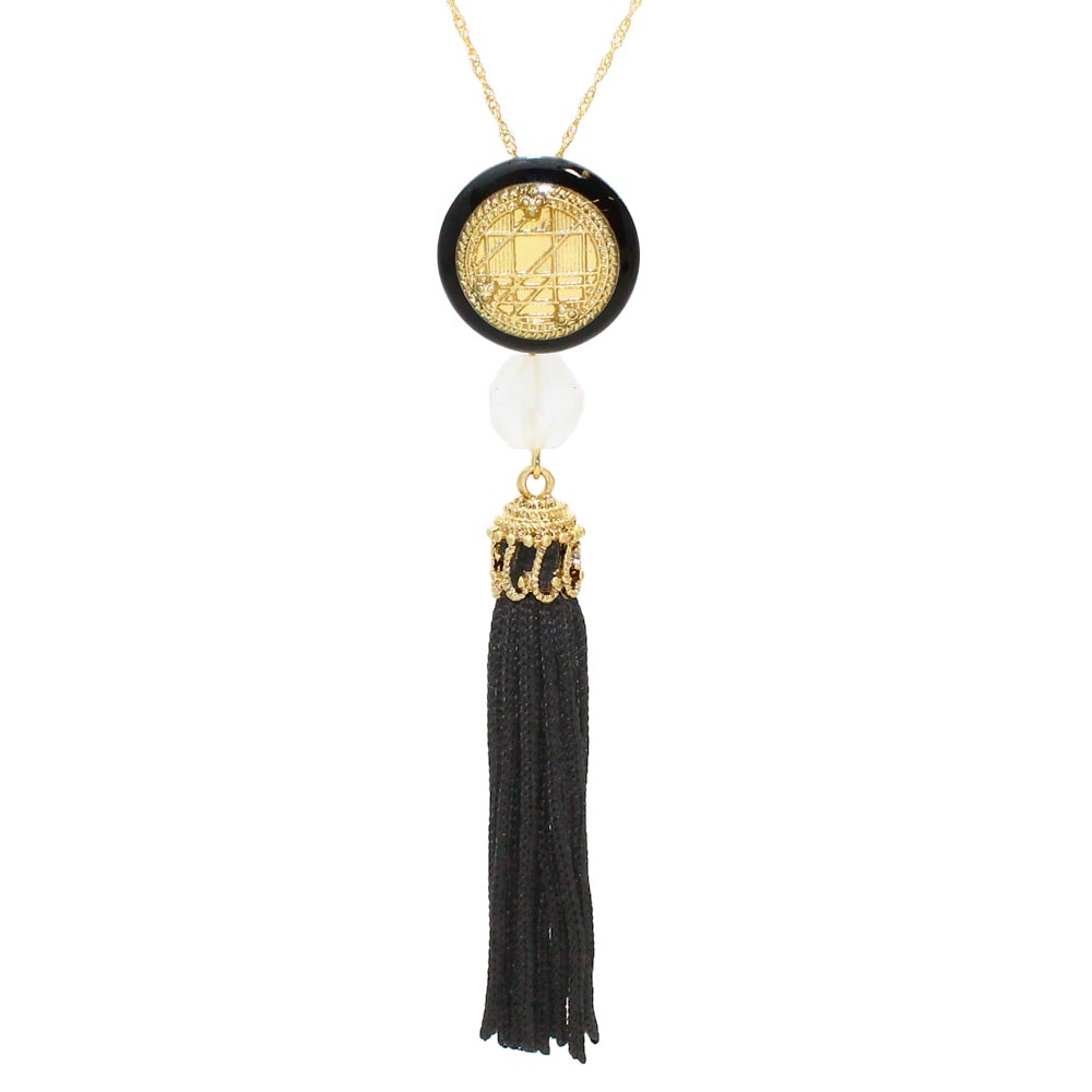 Tassel Necklace - Osewaya