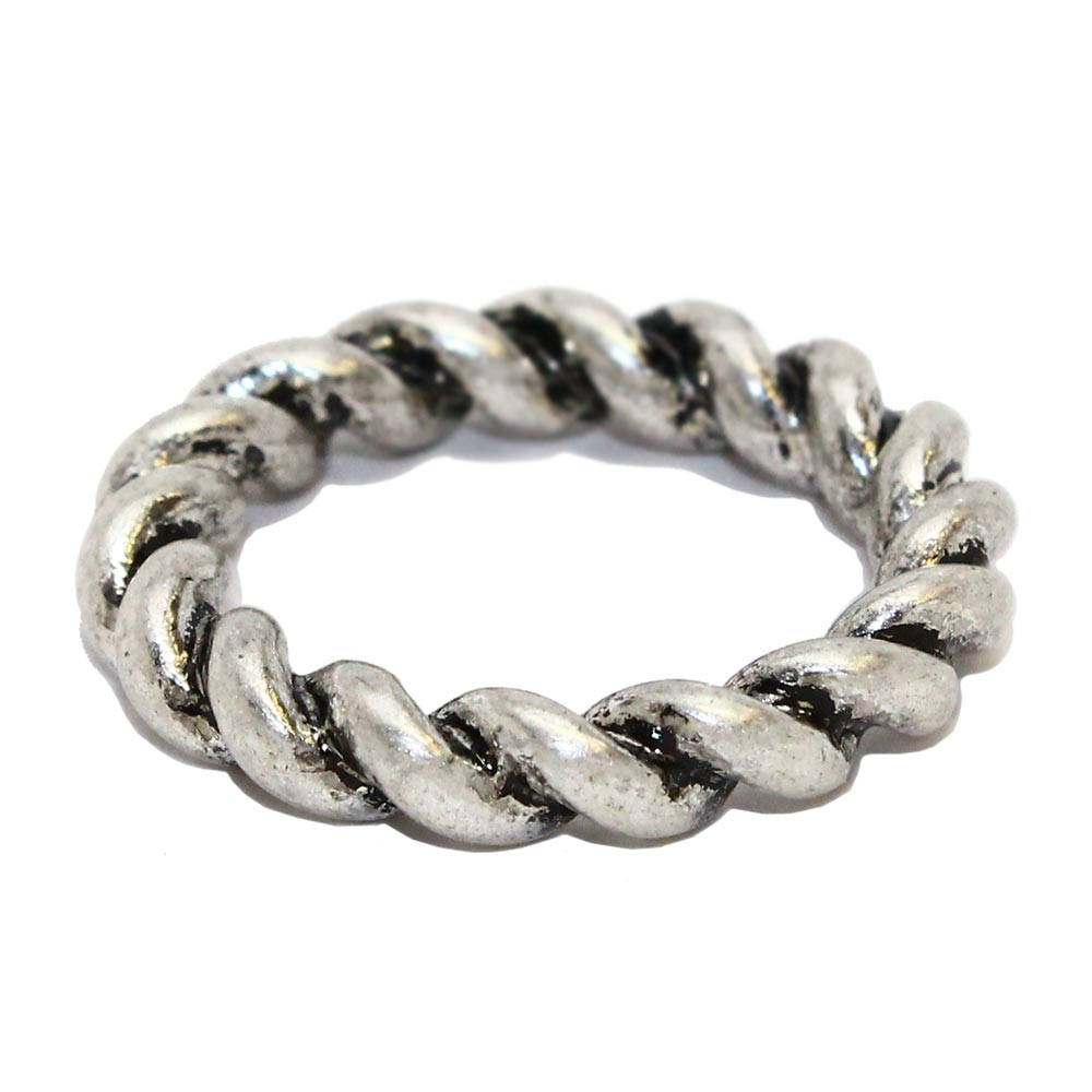 Nickel Free Twist Ring