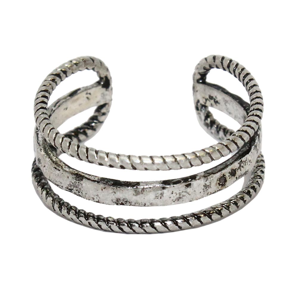 Nickel Free Layered Ring - Osewaya