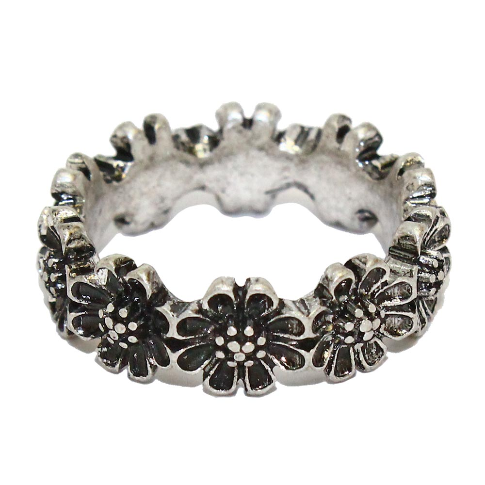 Nickel Free Flower Ring - Osewaya