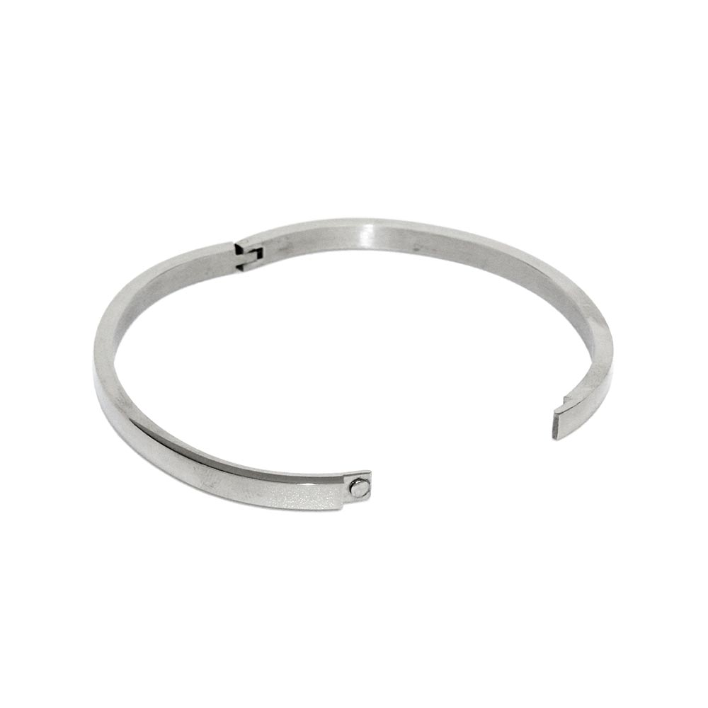 Stainless Bangle - Osewaya