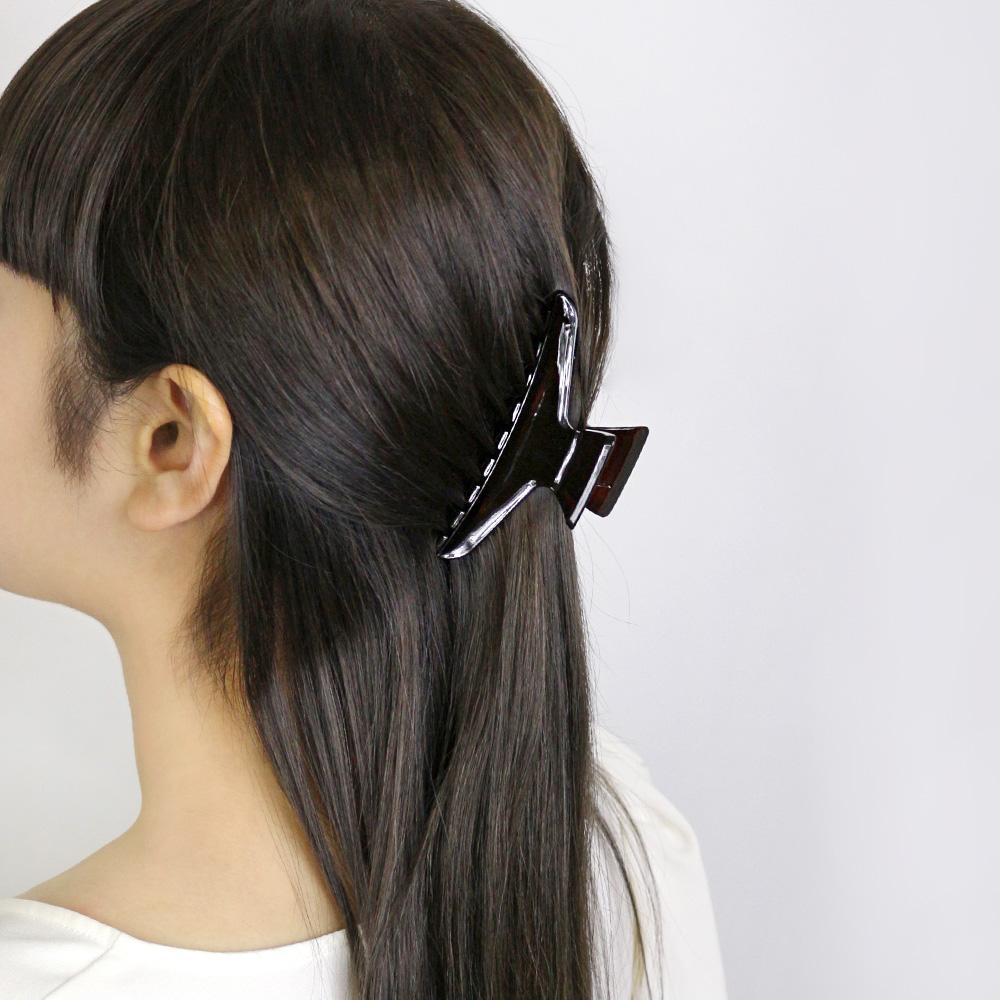 Narrow Hair Claw Clip - Osewaya