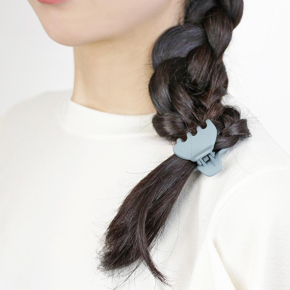 Matte Pastel Mini Hair Jaw Clip - Osewaya