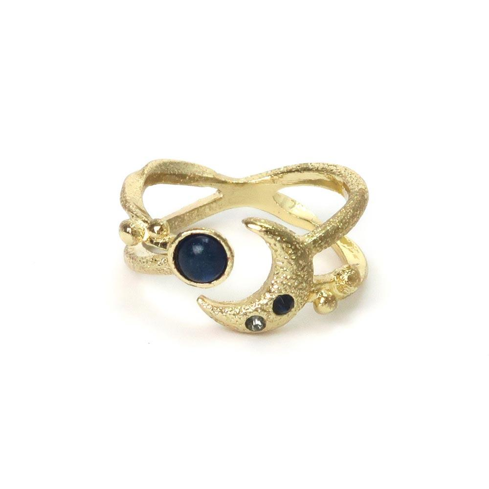 Moon Orbit Ring - Osewaya