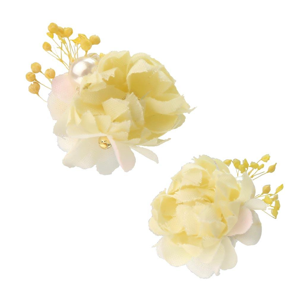 Pastel Bouquet Gypsophila Earrings - osewaya