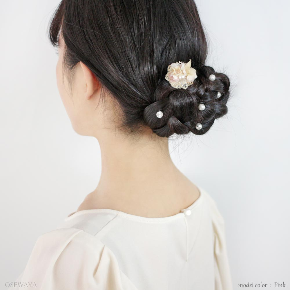Lace Bouquet Hair Hook - Osewaya