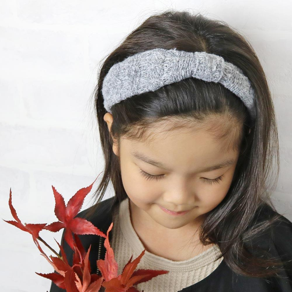 Knit Kids Headband - Osewaya
