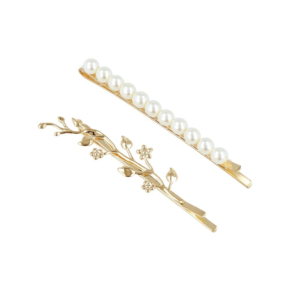 Pearl and Branch Bobby Pin Set - Osewaya