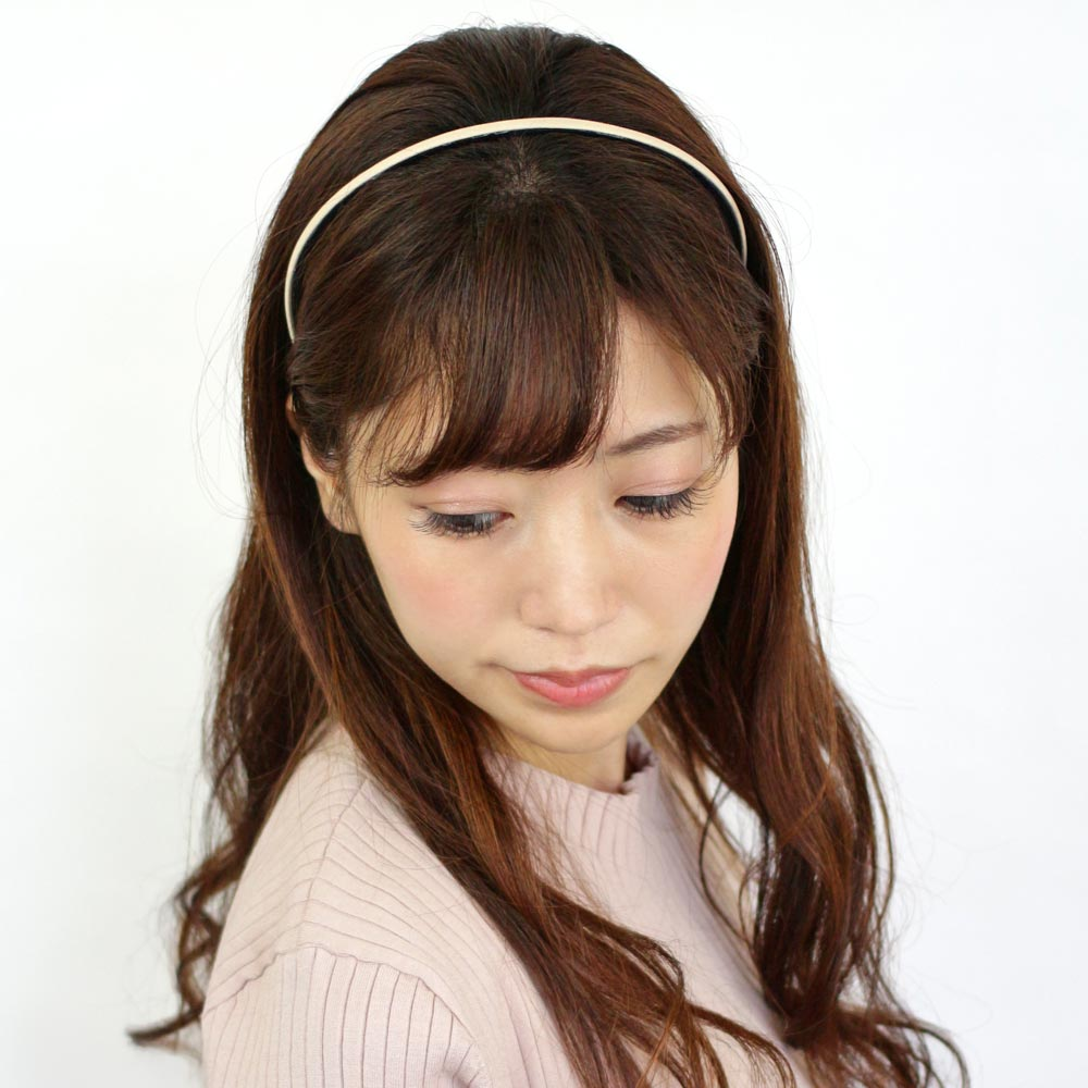 Synthetic Leather Headband - Osewaya