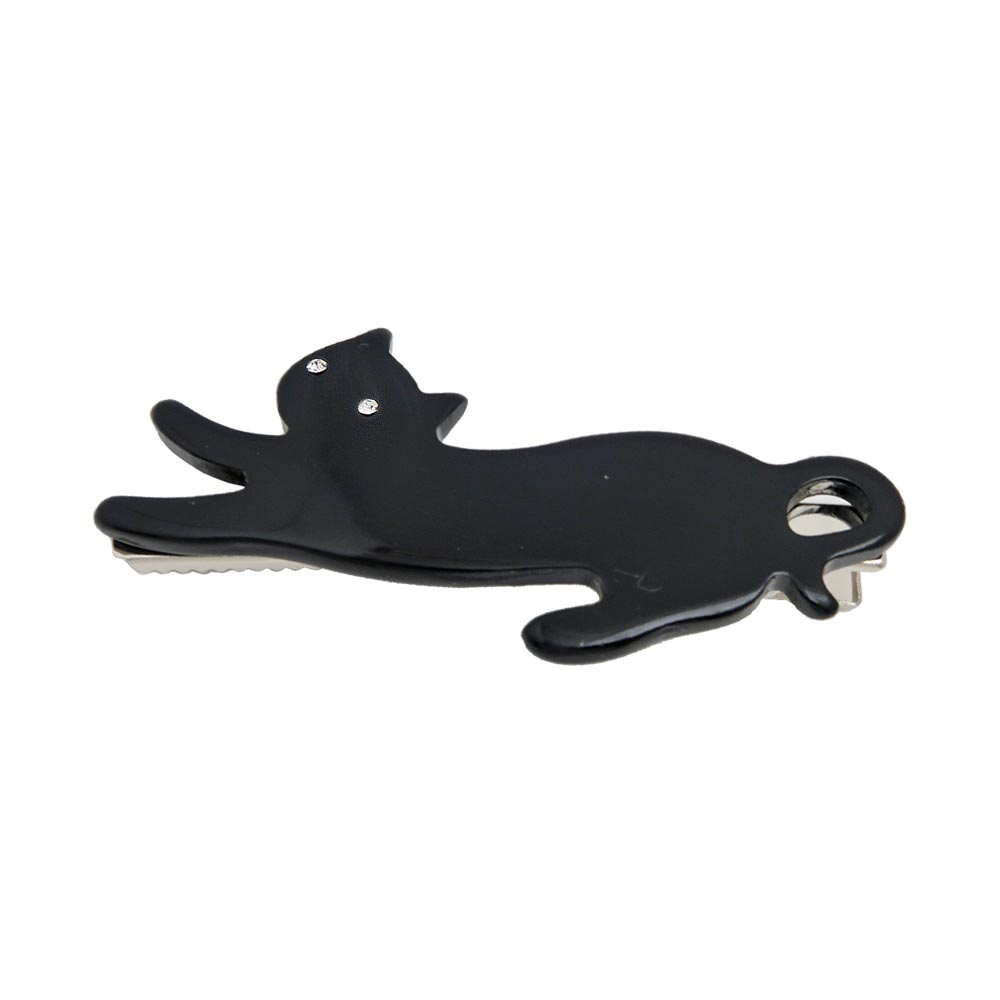 Cat Stretching Hair Clip - osewaya