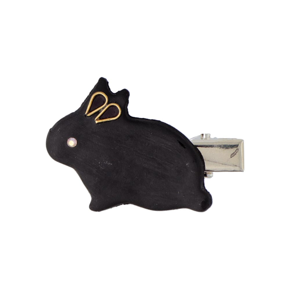 Clay Small Animal Hair Clip - osewaya