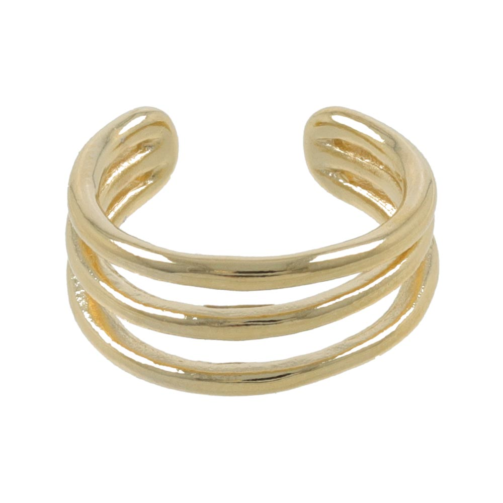 Triple Band Ear Cuff - osewaya
