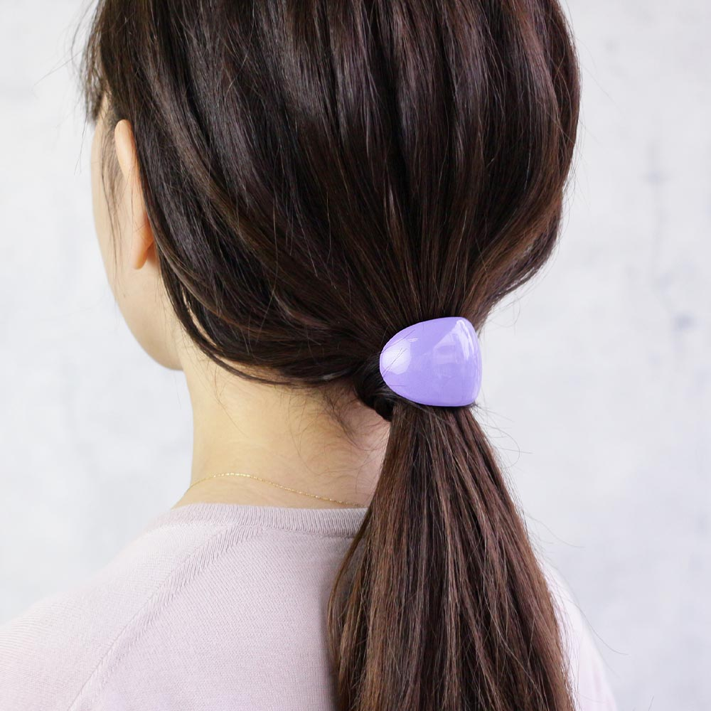 Dark Pastel Oval Hair Hook
