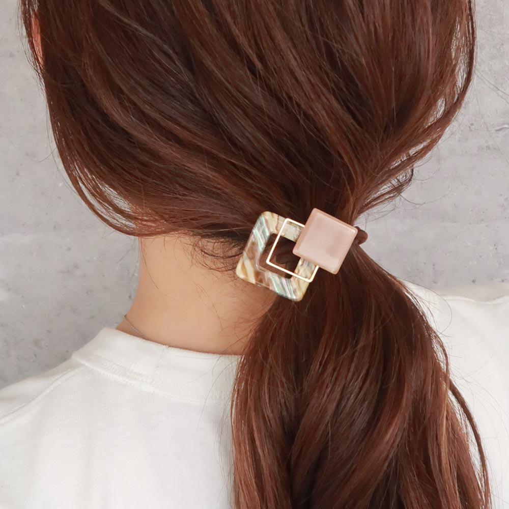 Rhombus Acrylic Hair Hook