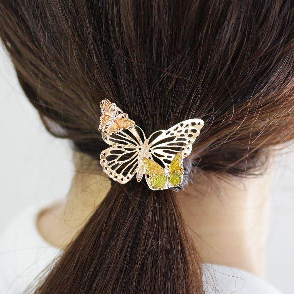 Multi Butterfly Hair Hook