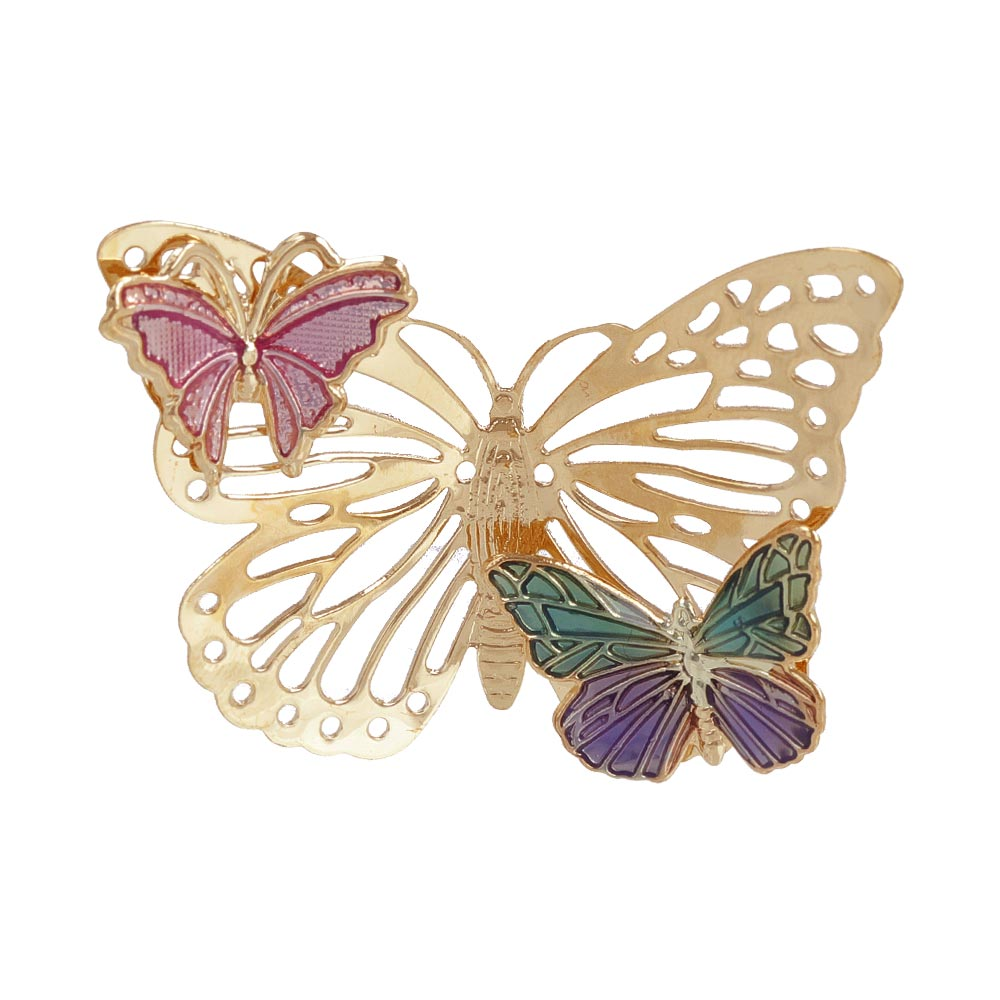 Multi Butterfly Hair Hook - osewaya