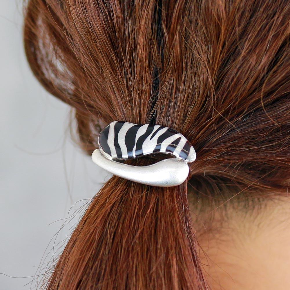 Animal Pattern Hair Hook