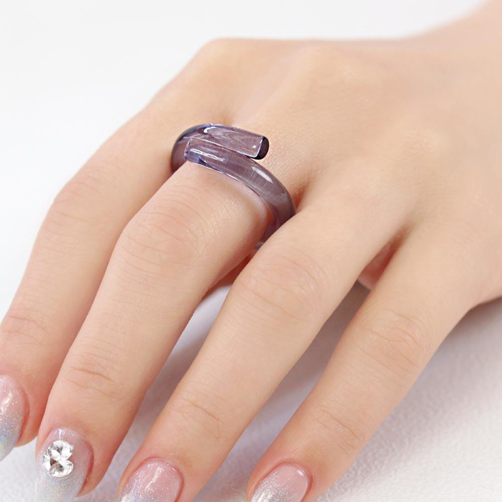 Clear Acrylic Ring