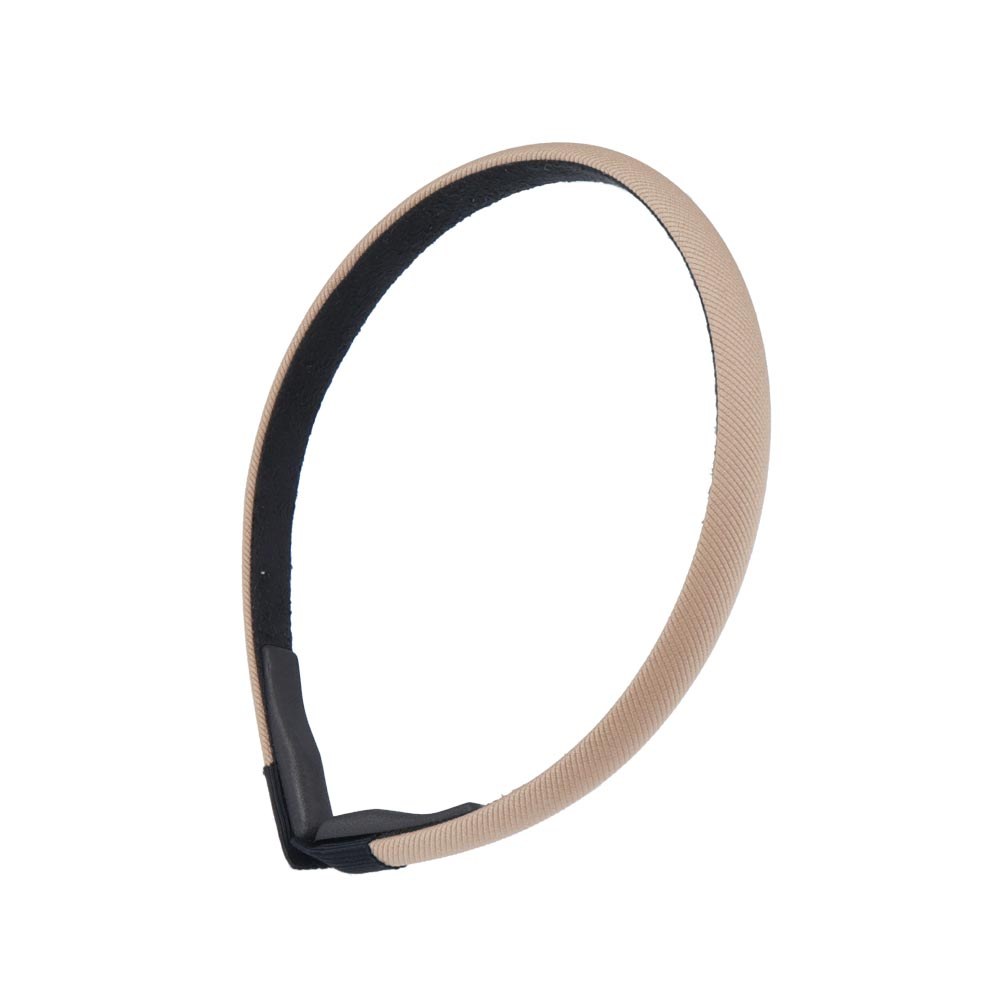 Dark Tone Airly Fit Grosgrain Headband - osewaya