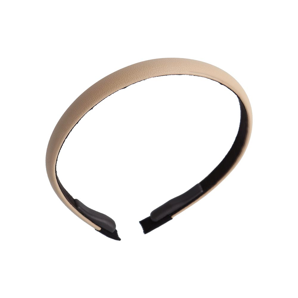 Synthetic Leather Light Fit Headband - osewaya