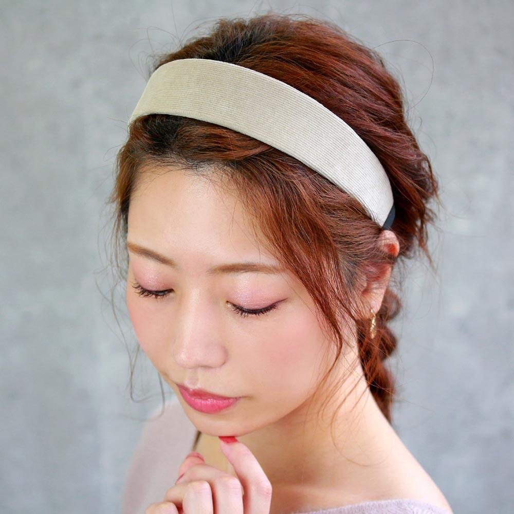 Corduroy Wide Headband