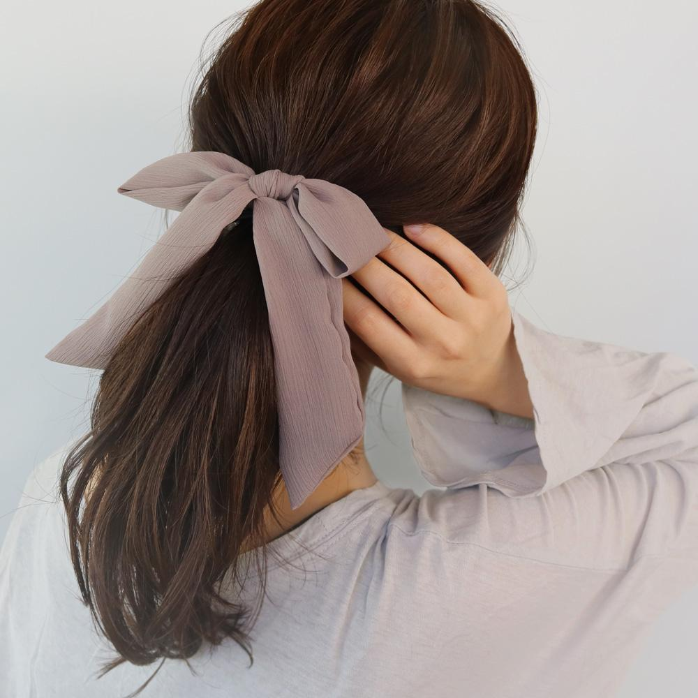 Loose Bow Hair Tie