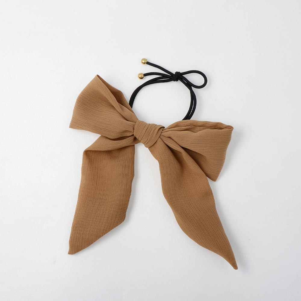 Loose Bow Hair Tie - osewaya