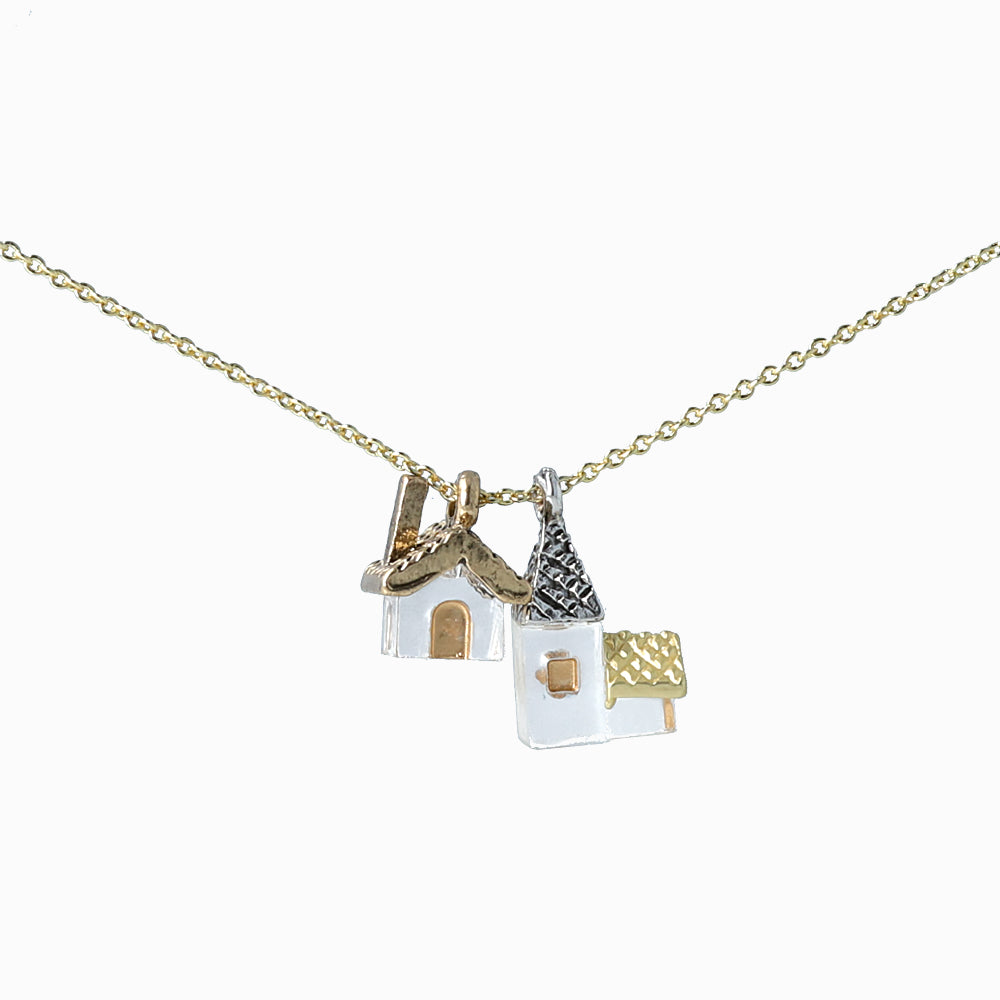 Ancient Castle Necklace