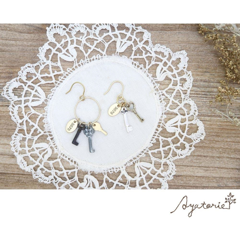 Key Bundle Earrings - Osewaya