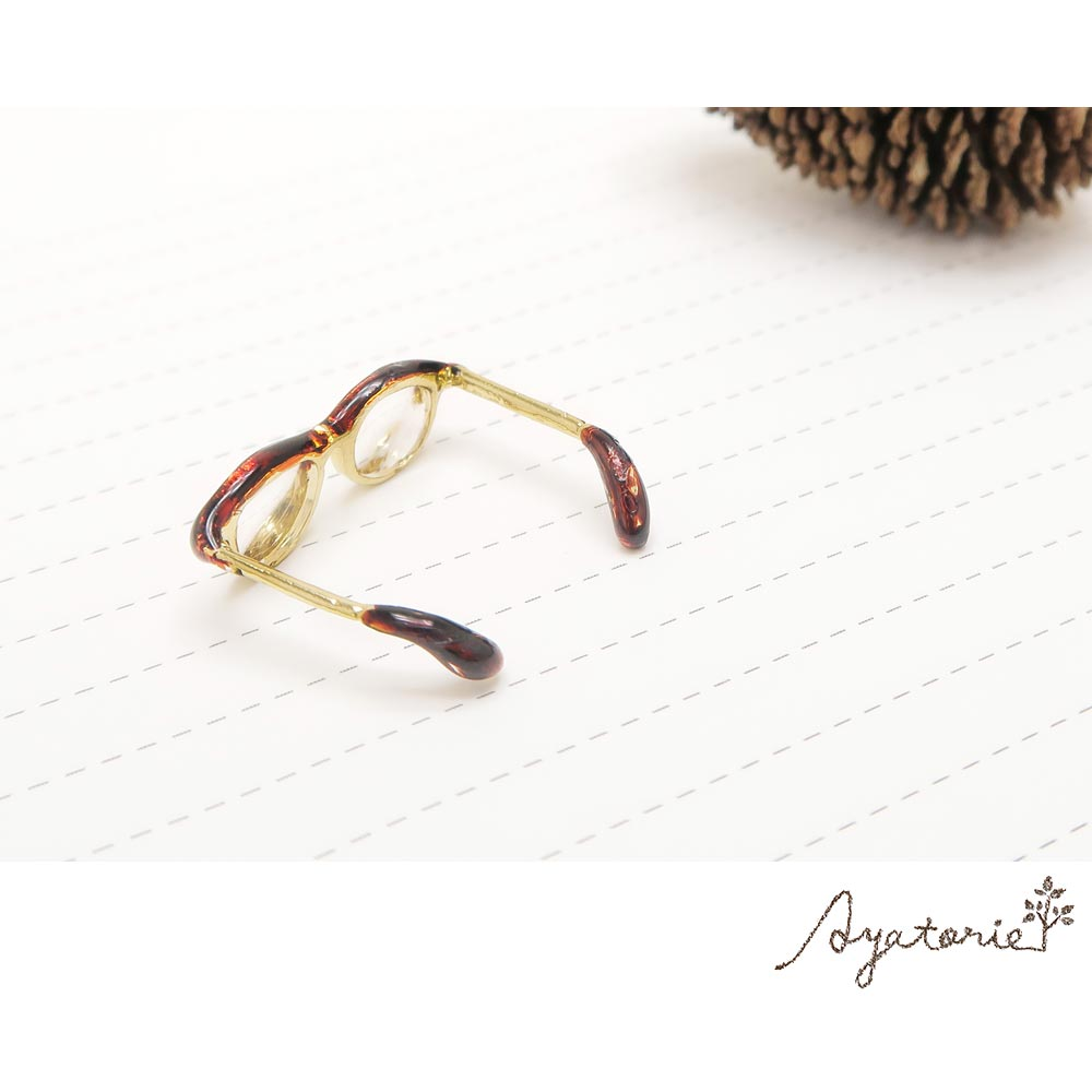 Stylish Eyeglasses Ring - Osewaya