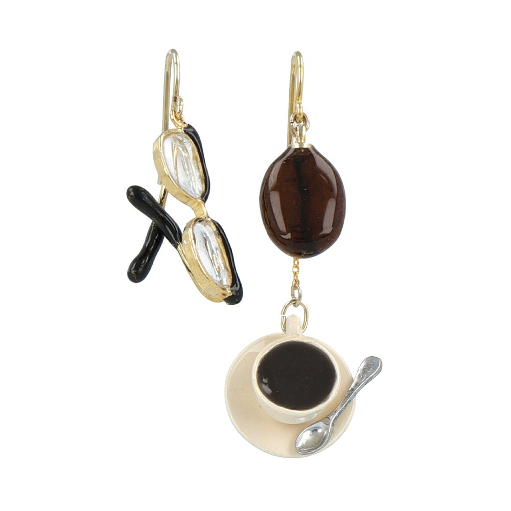 Morning Coffee Earrings - osewaya